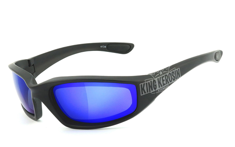 King Kerosin Model KK140 - laser blue
