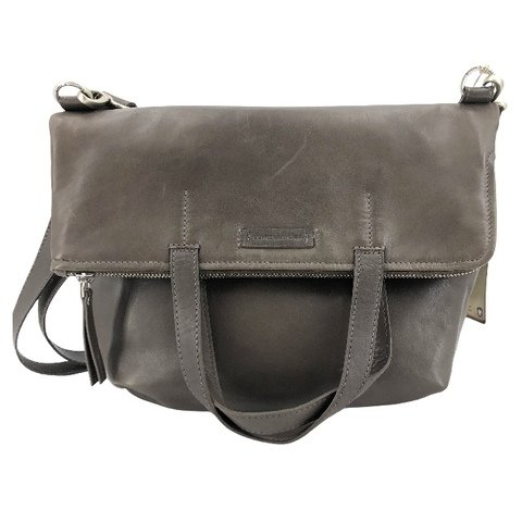 Aunts & Uncles Grapefruit Handtasche sea turtle schlamm taupe