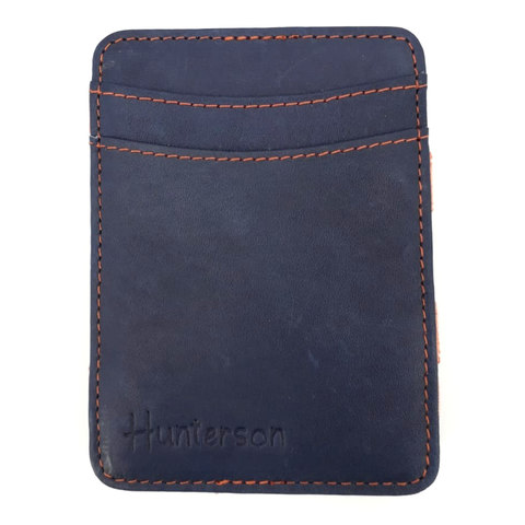 Hunterson Magic Coin Wallet blau/orange