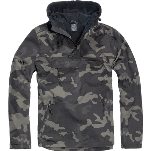 Windbreaker Brandit darkcamo