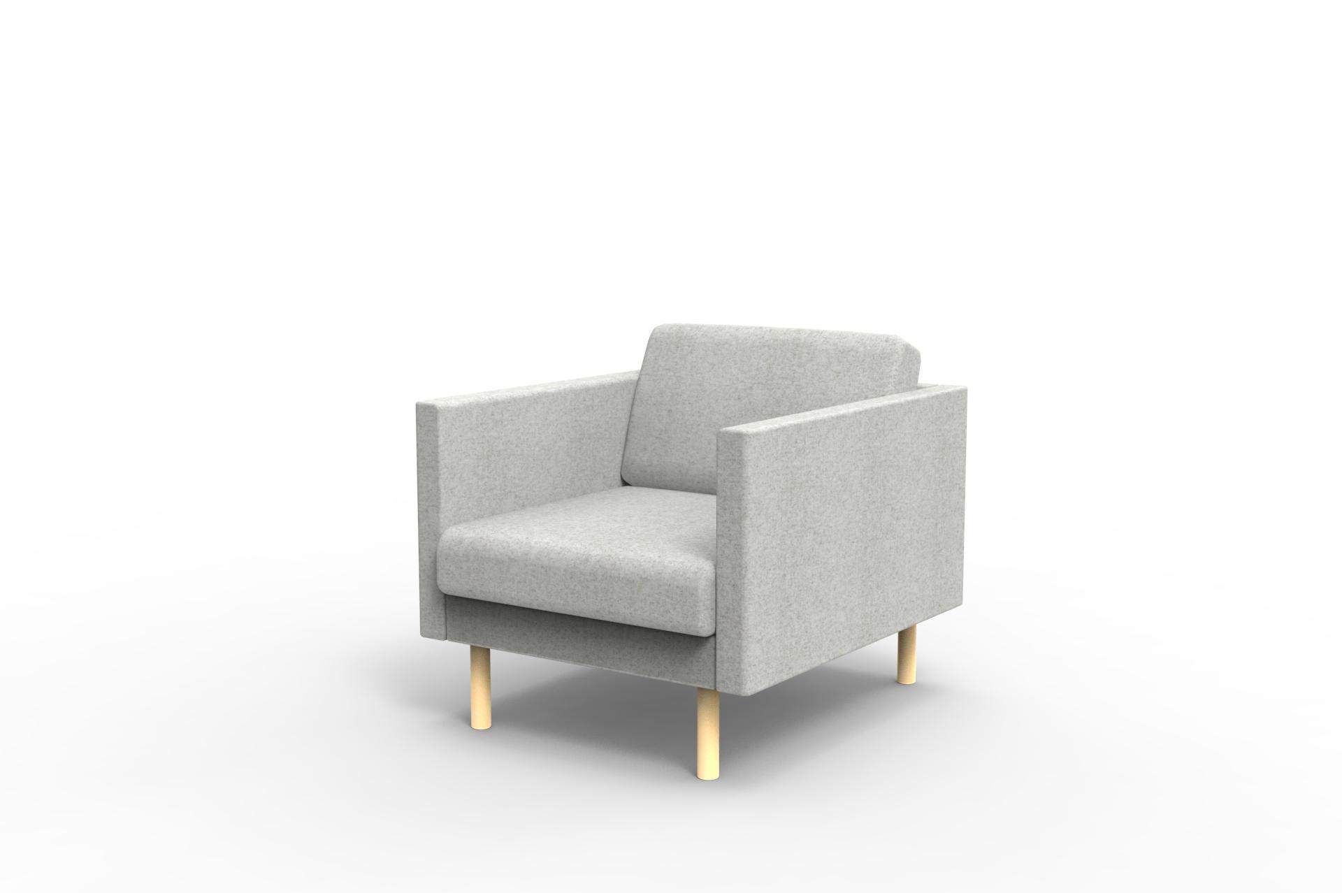 Sessel leaf skandinavisch jetzt online kaufen - Sessel skandinavisch ...