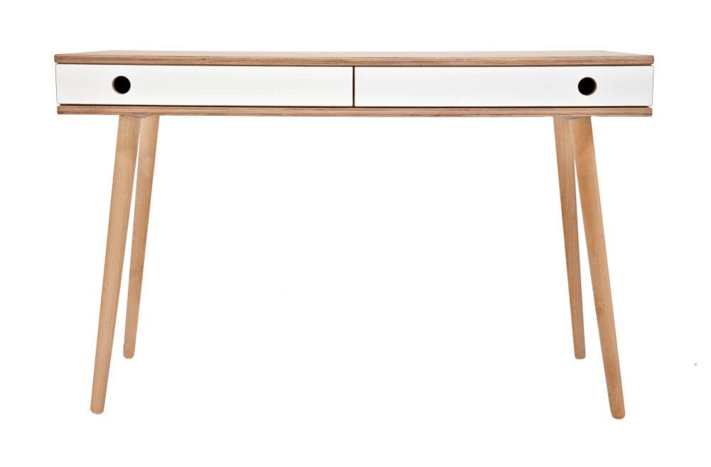 Schreibtisch b rotisch aus holz skandinavisches design for Schreibtisch skandinavisches design