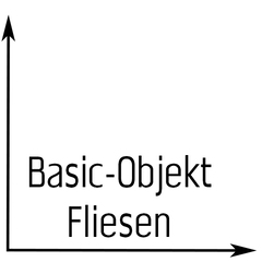 Basic-Objekt Fliesen