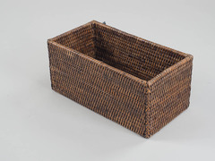 BASKET DECOR WALTHER UTB in dunkel